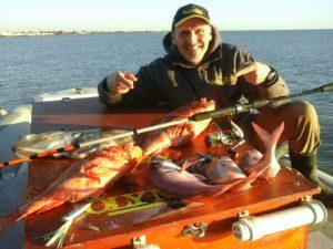 """Bolentino Live la nuova tecnica di pesca """"inventata"""" da Nicola Riolo"""