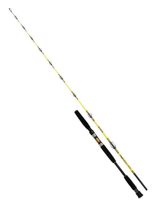 Le canne Active Jigging Olympus sono state studiate da Nicola Riolo per essere utilizzate in tantissime tecniche: light jigging, inchiku, kabura e live kab.