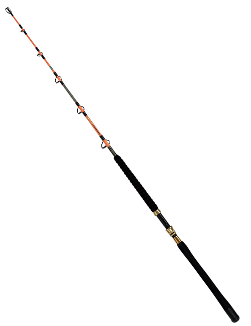 Canna da vertical jigging lunga 1,5 mt. e disponibile con azione fino a 200 o fino a 300 gr
