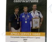 dvd Giovani controcorrente, campionato italiano di pesca in apnea