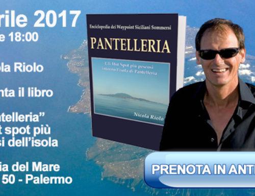 Presentazione libro: Pantelleria, i waypoint più pescosi dell'isola