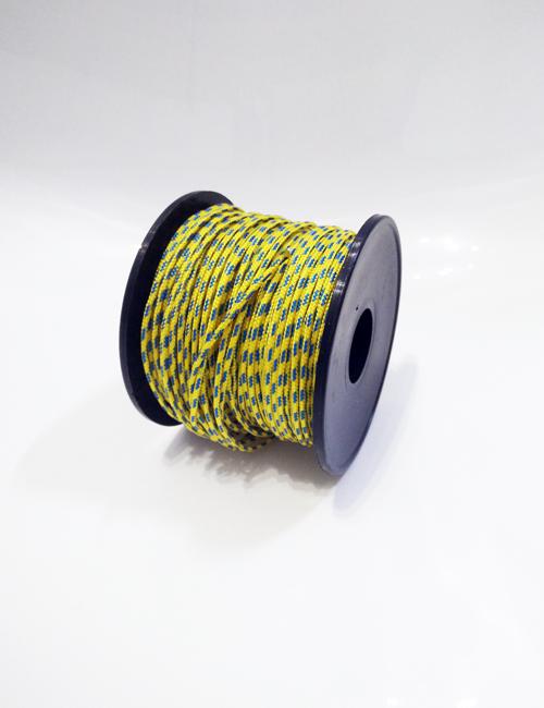 Rotolo kevlar per mulinelli e pedagni ad alta tenacità mm 1 metri 60.