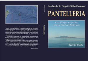 Copertina libro Pantelleria scritto da Nicola Riolo e contenente tutti gli hot spot più pescosi