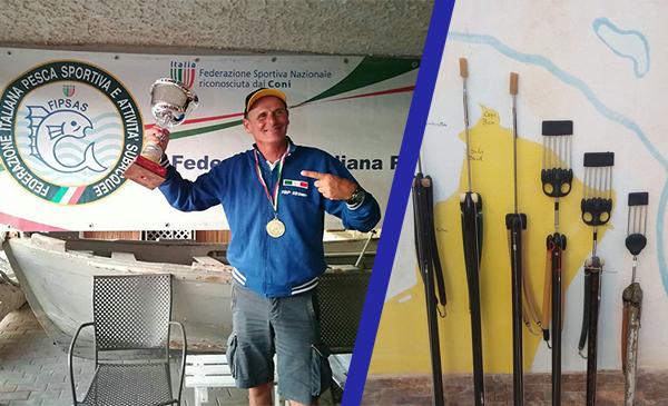 Nicola Riolo vince il campionato Qualificazione 2017 di apnea