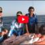 A pesca con T Kab Squid e Octopus